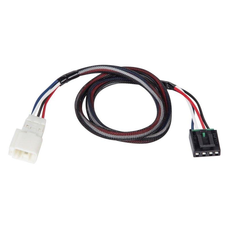 tekonsha� 3062 p 2 plug brake control wiring adapter  tekonsha p2 prodigy brake control