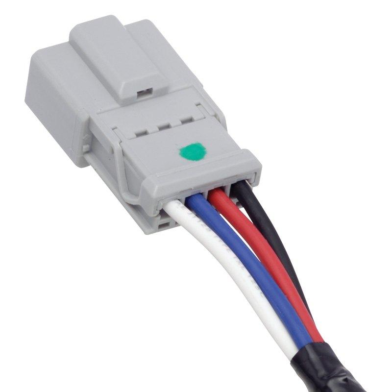 Tekonsha 3070 2 Plug Brake Control Wiring Adapter A Switch To