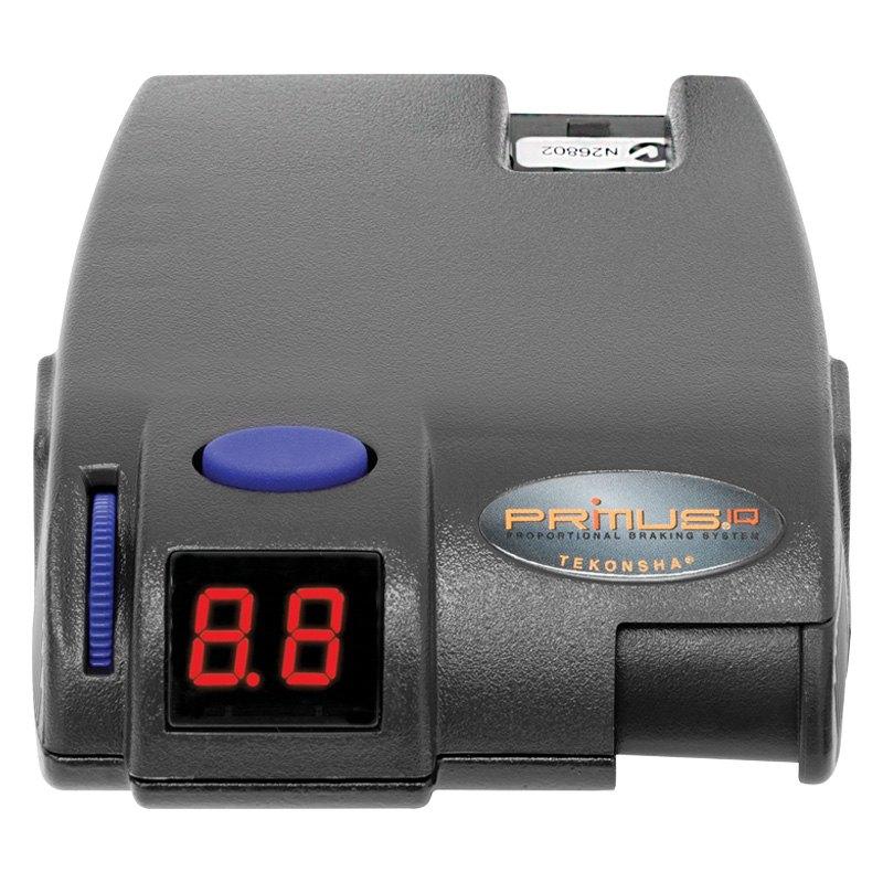 Tekonsha Trailer Brake Controller >> Tekonsha® 90160 - Primus™ IQ Electronic Proportional Brake