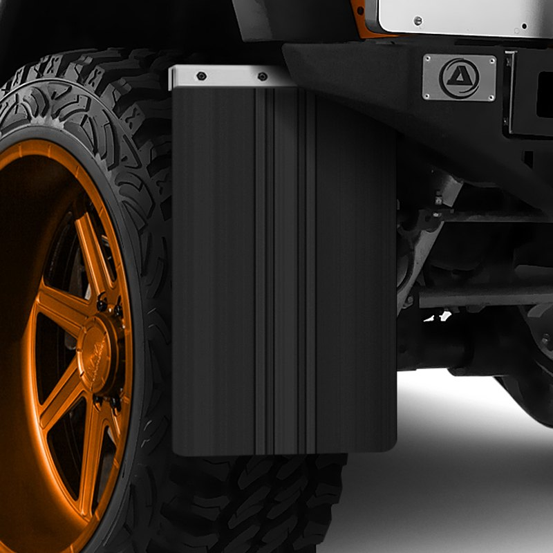 teraflex 4808401 jeep wrangler 2013 mud flap kit. Black Bedroom Furniture Sets. Home Design Ideas