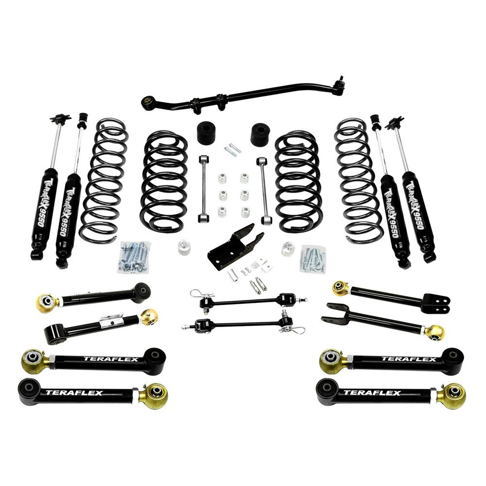 Teraflex Suspension Systems 10982094 furthermore J0031035 Wrangler Jk Disconnect Rear Sway Bar Links 0 2 Lift as well SUP 92105 Superlift High Clearance Bilstein Dual Stabilizer 07 15 Jeep JK p 14769 additionally Tube Door Pair 199706 Jeep Wranglers P 12321 also 17724 17 Fuel Sender Dj. on jeep suspension lift parts html