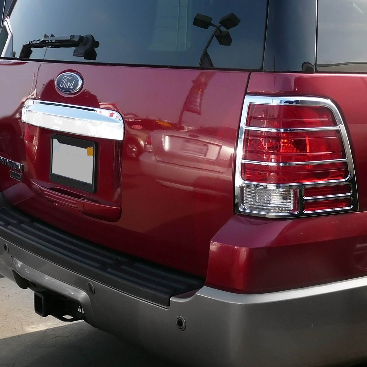 Tfp Ford Expedition 2003 2006 Chrome Tail Light Trim