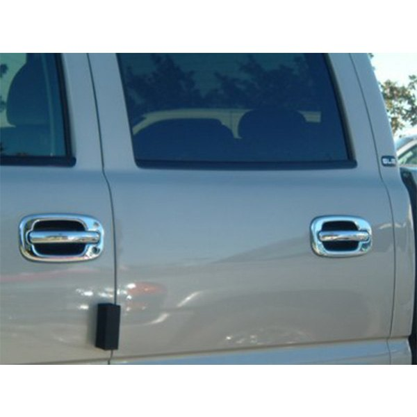 Tfp 174 Chevy Avalanche 2004 Stainless Steel Door Handle Covers