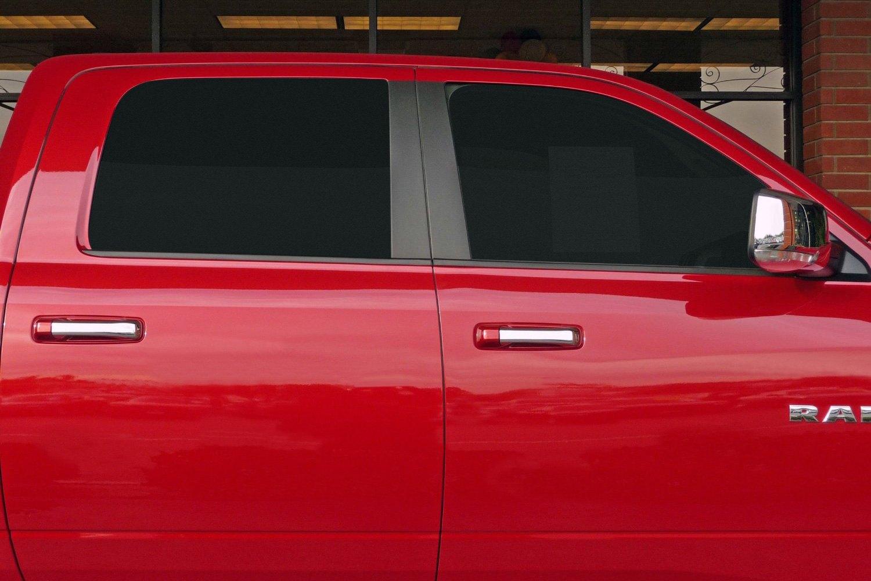 Tfp Jeep Commander 2006 2010 Stainless Steel Door Handle Covers