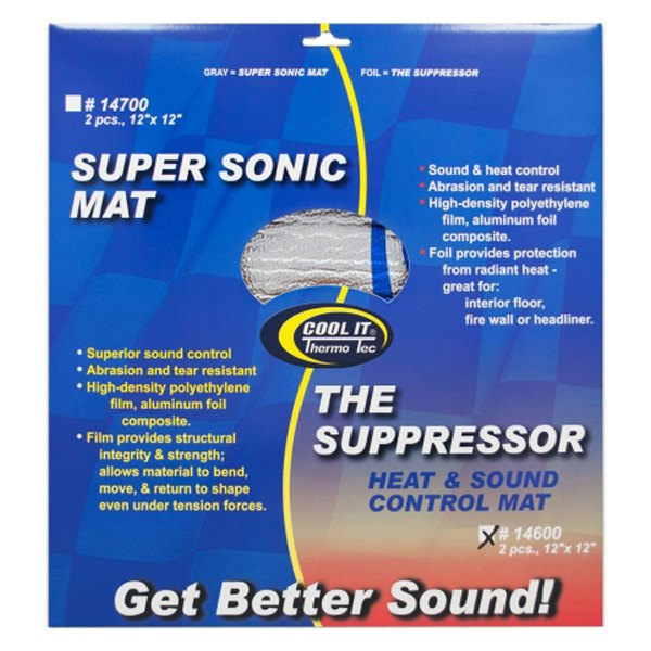 thermo-tec® 14600-12 - suppressor acoustical and heat control mat