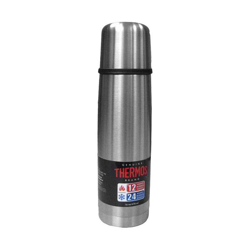 Thermos fbb500ss4 elite 16 oz compact bottle - Thermos a the ...