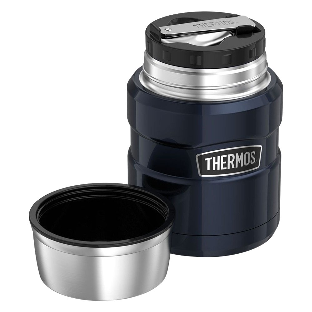 thermos stainless king vacuum insulated food jar. Black Bedroom Furniture Sets. Home Design Ideas