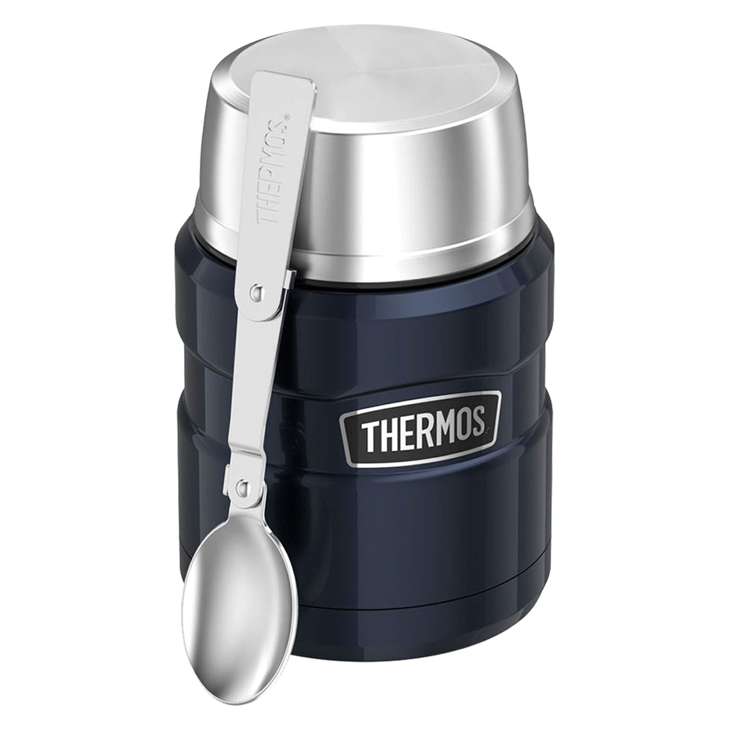 Thermos 174 Stainless King Vacuum Insulated Food Jar