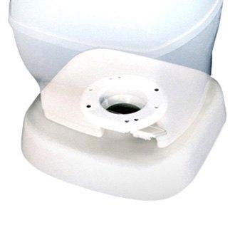 Thetford 174 24818 Aqua Magic 174 V Parchment Toilet Riser