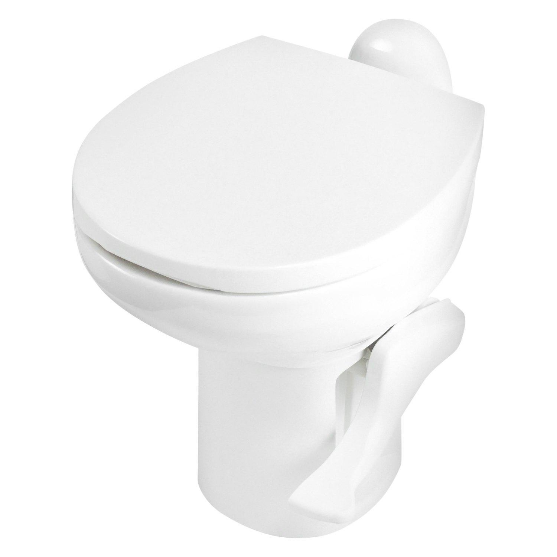 thetford 42058 white aqua magic style ii high profile. Black Bedroom Furniture Sets. Home Design Ideas
