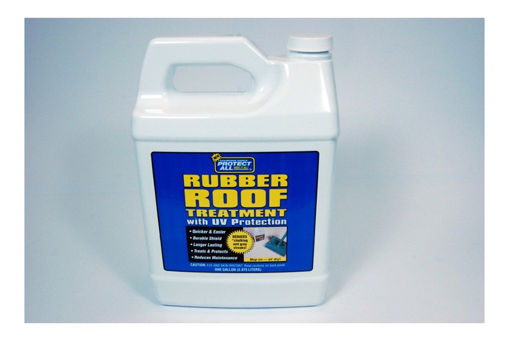 Thetford 174 68128 Gallon Protect All Rubber Roof Treatment