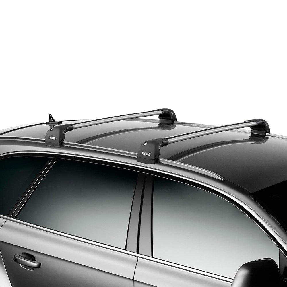 Thule 174 Subaru Forester 2009 Aeroblade Edge Flush Mount Rack
