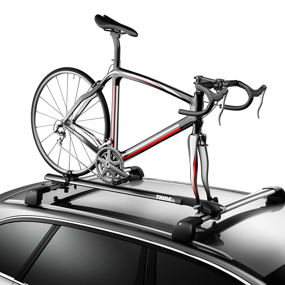 Roof Racks Subaru Outback >> Thule® - Subaru Outback 2015-2016 Circuit Roof Mount Bike Rack