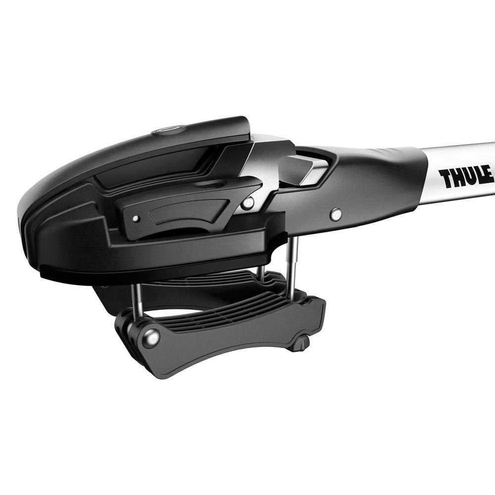 thule thruride roof bike rack. Black Bedroom Furniture Sets. Home Design Ideas