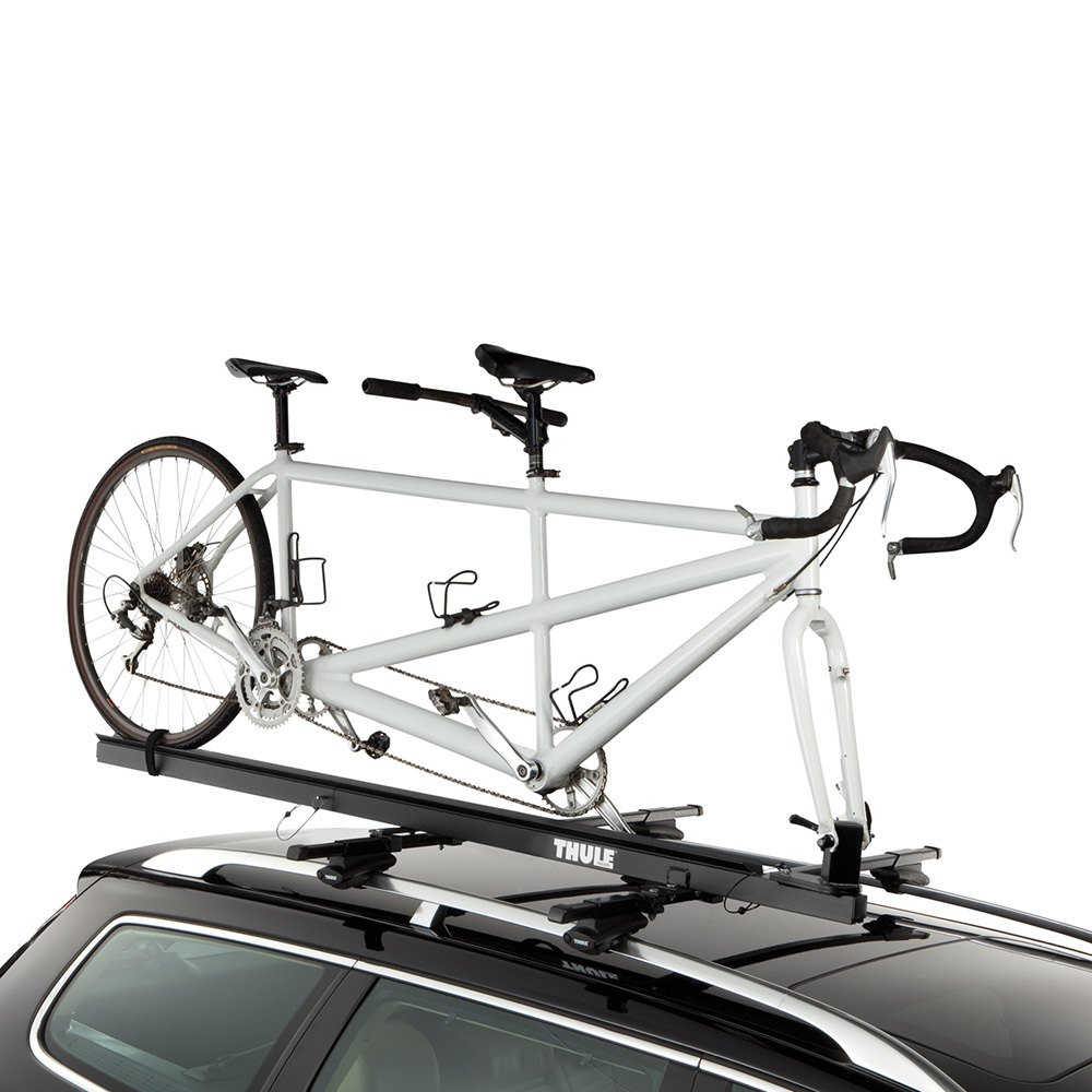 ... Tandem Carrier Pivoting Roof Bike Rack ...