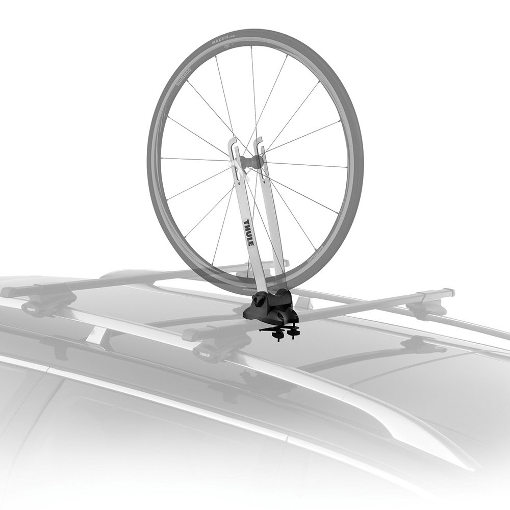 Thule 174 593 Wheel On Bike Wheel Carrier