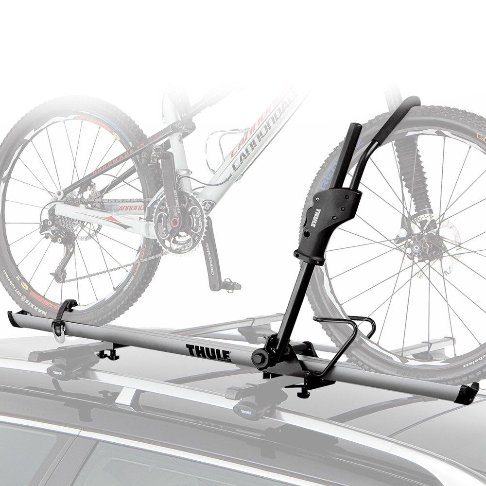 Thule® - Mazda 3 2010-2012 Sidearm Roof Mount Bike Rack