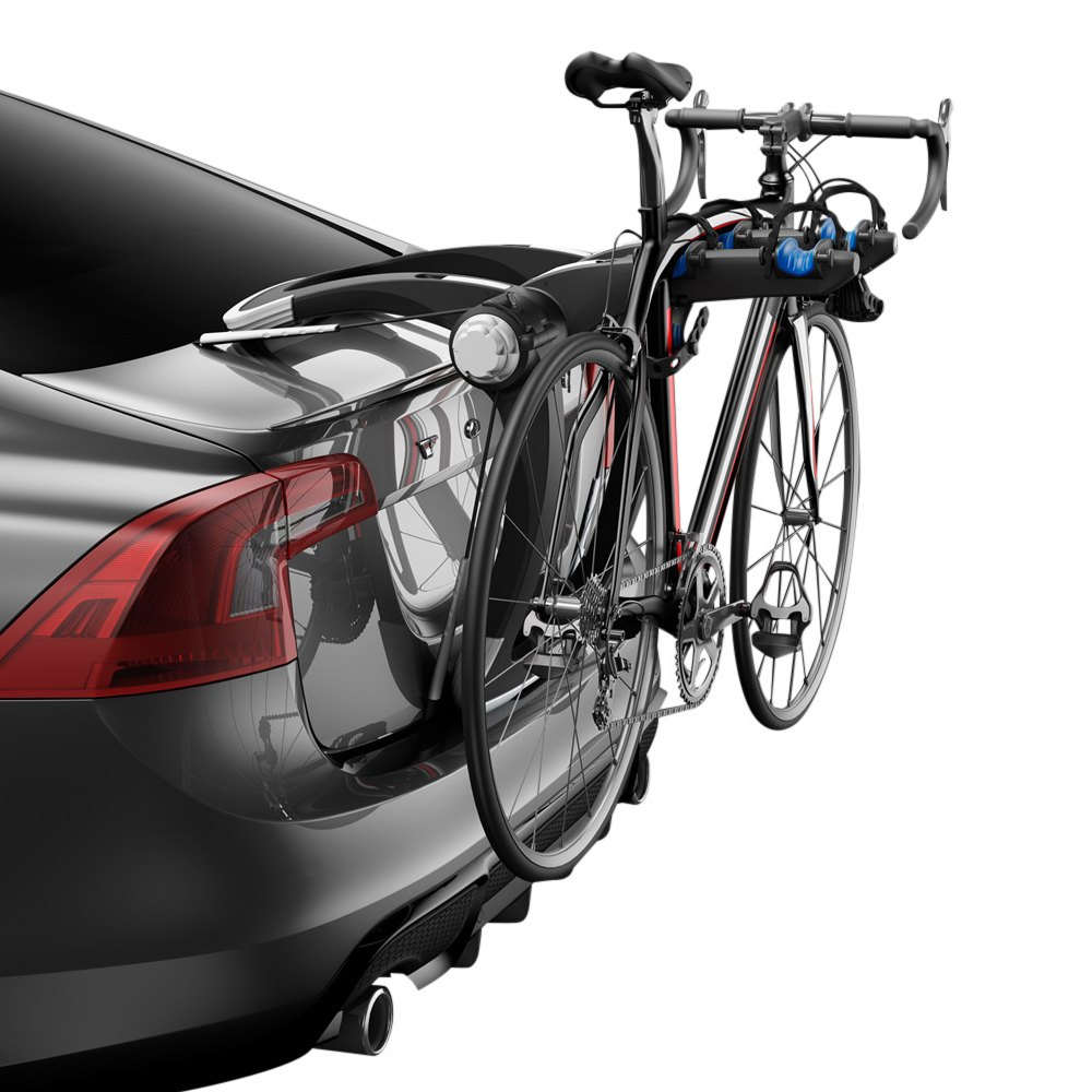 raceway 2 bikes trunk mount bike