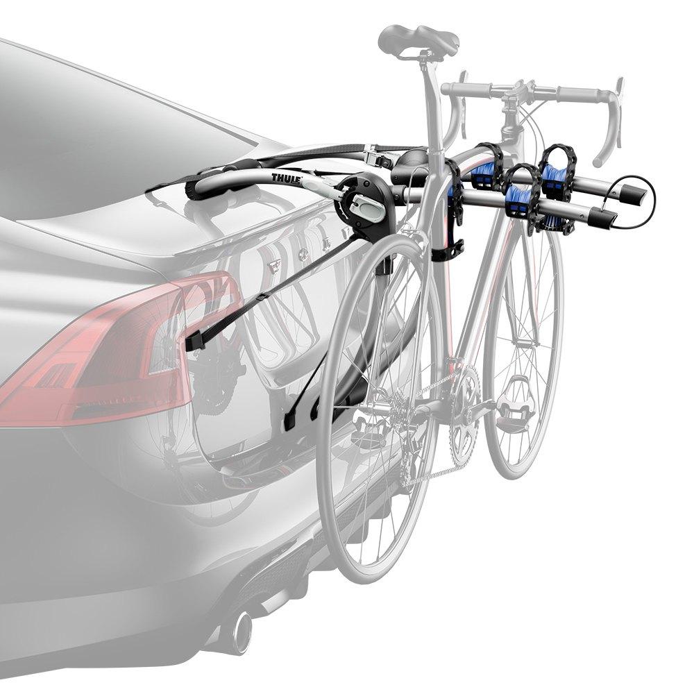 Thule archway 2 bike trunk mount bike rack