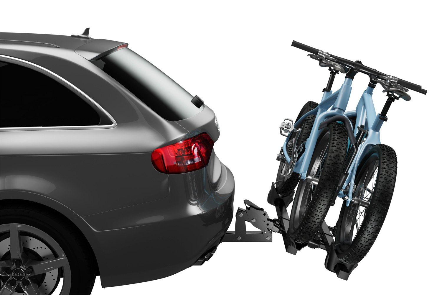 Receiver Hitch Bike Rack >> Thule 9044 T2 Classic Hitch Mount Bike Rack 2 Bike Fits 2