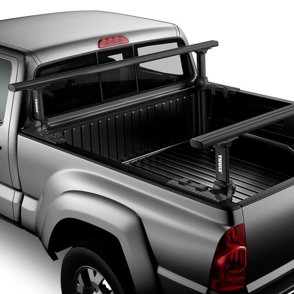 Thule Truck Bed Rack >> Thule 500xtb Xsporter Pro Multi Height Aluminum Truck Racks