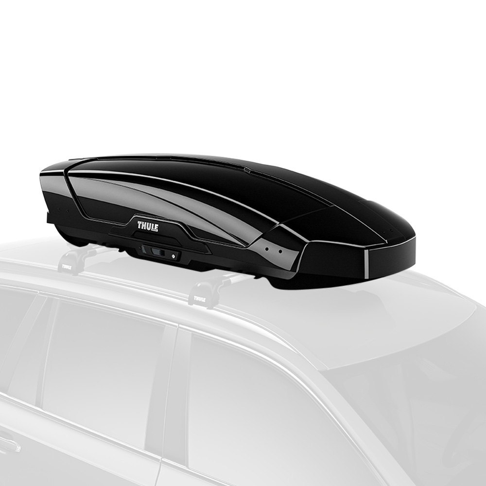 Thule 174 6299b Motion Xt Black Glossy Roof Cargo Box 91 5