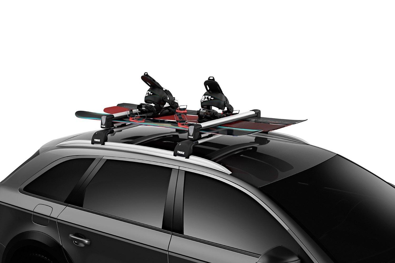 ... SnowPack Ski And Snowboard RackThule® ...