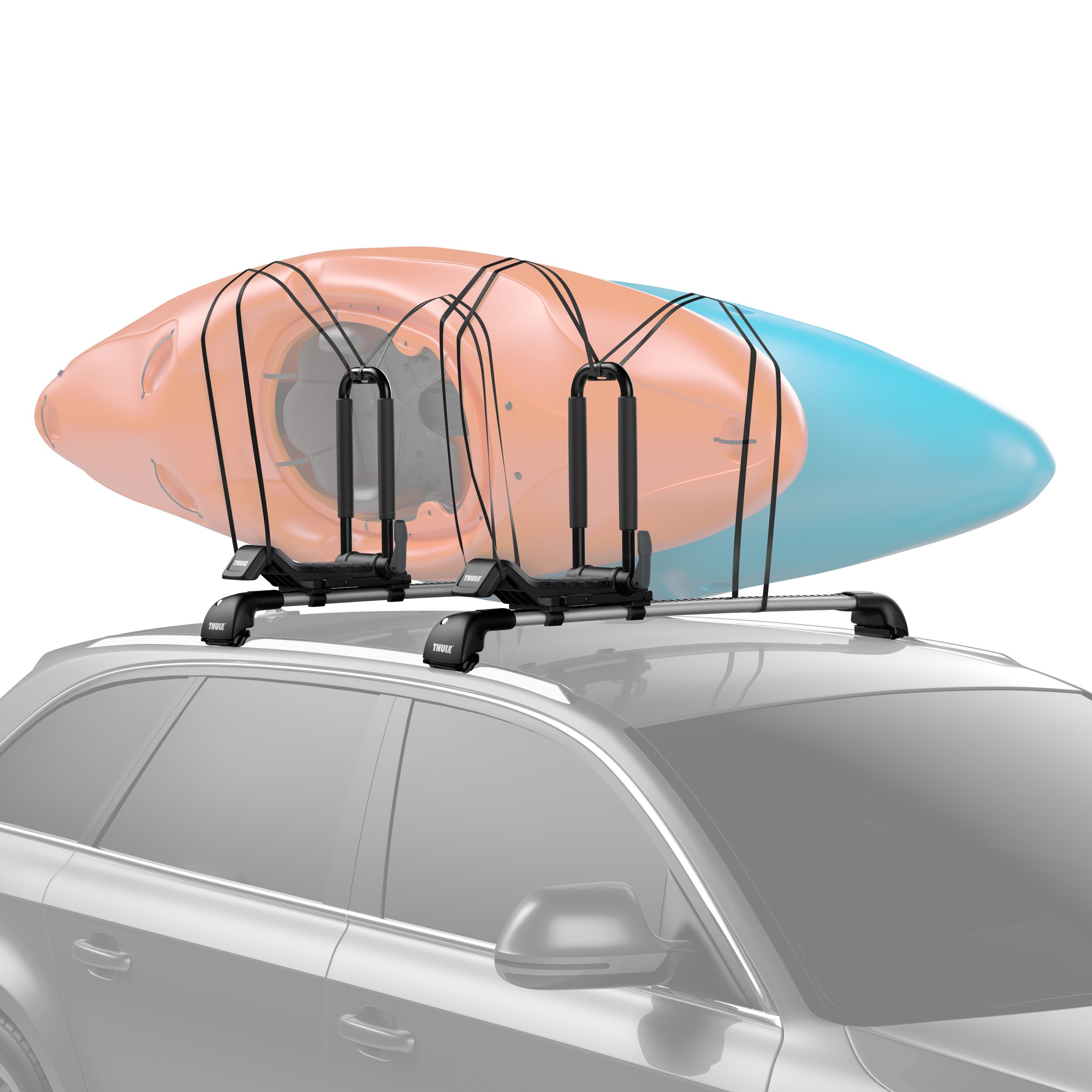 rack outback thule subaru thuleaccessories roof guides kayak t accesories accessories
