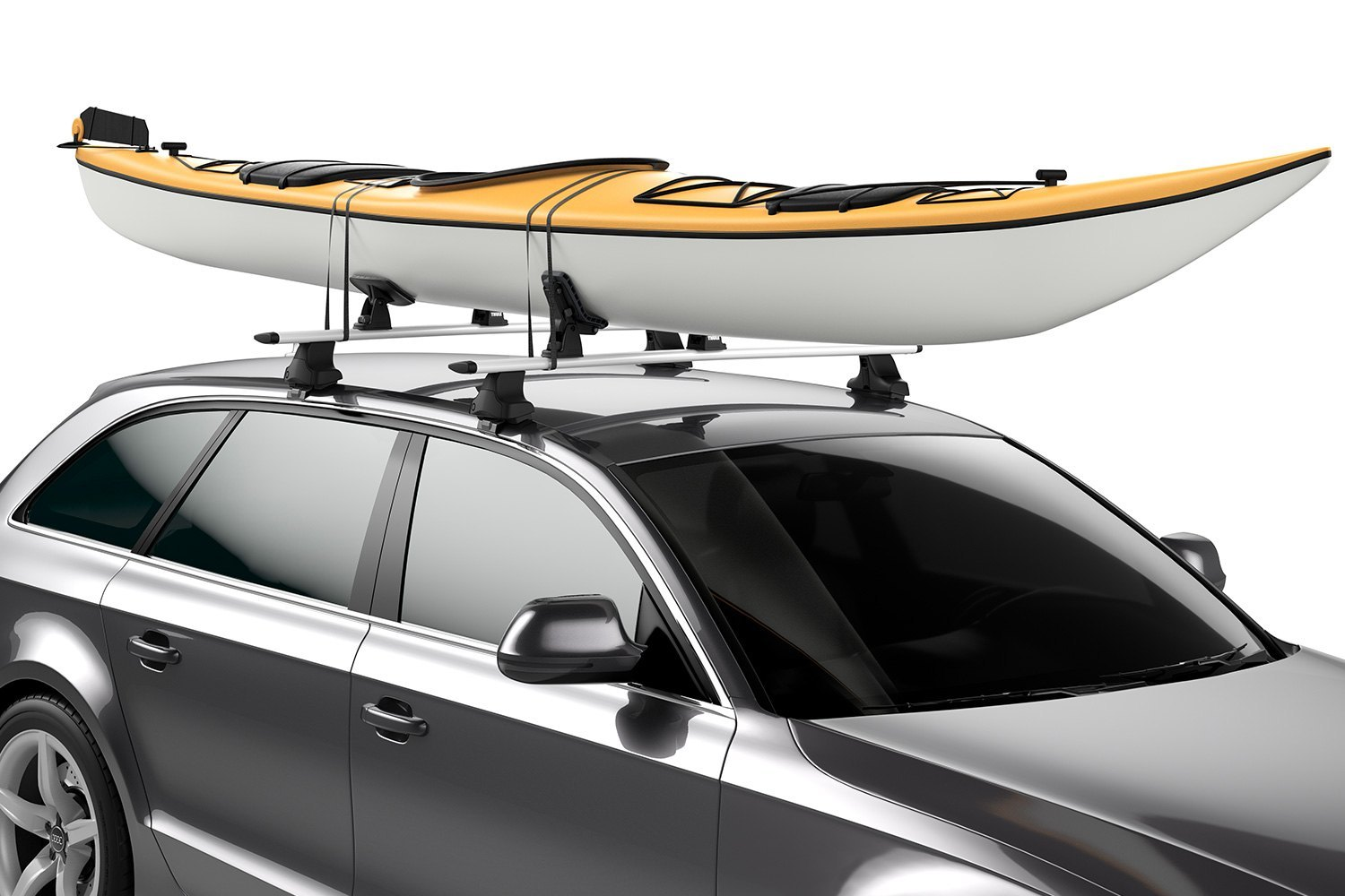 carrier thule one color oc rack kayak backcountry stacker com