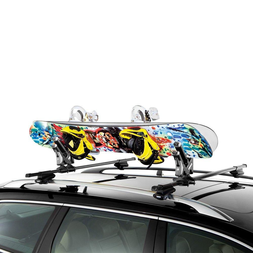 Thule 174 Toyota Highlander 2014 2018 Snowboard Carrier