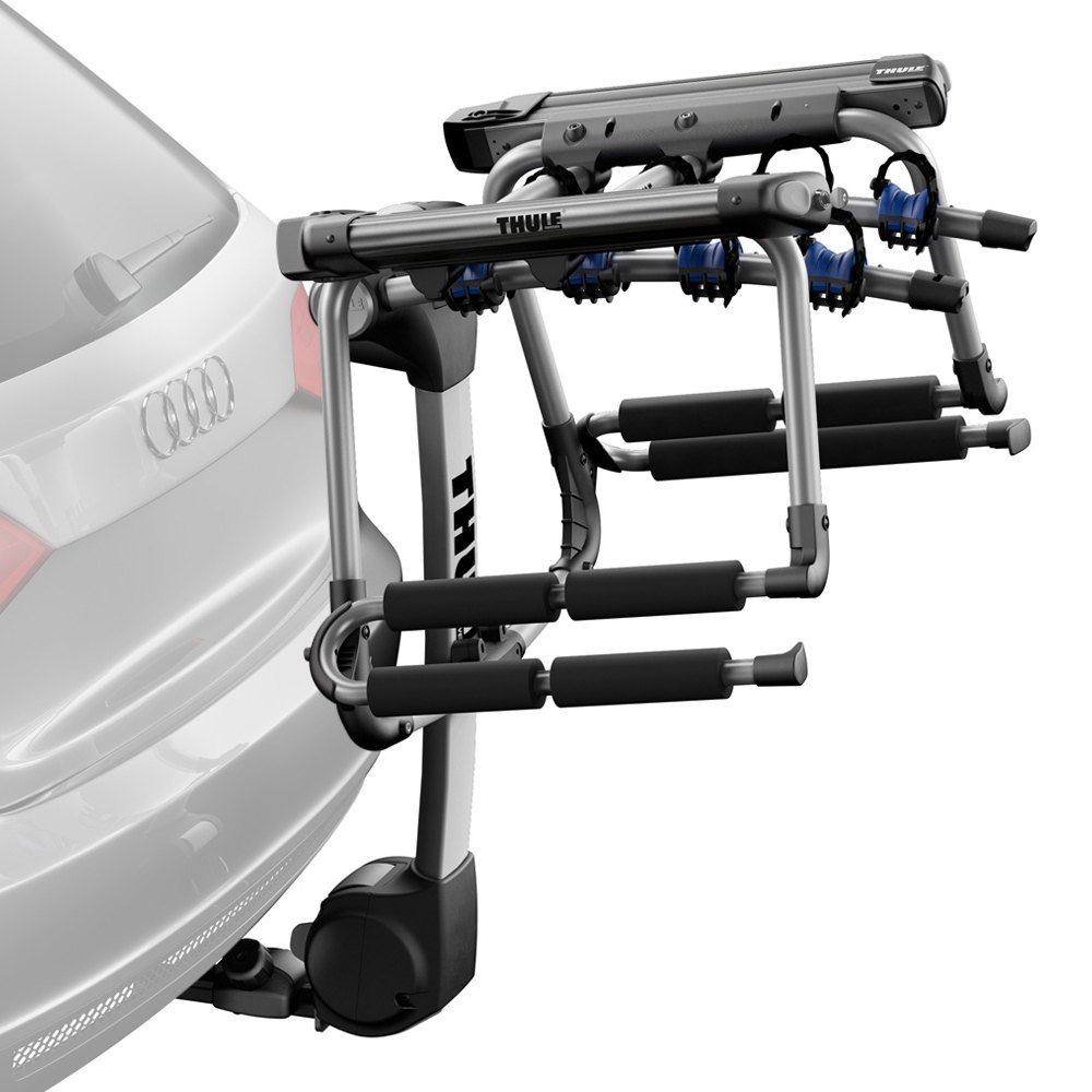 Thule 174 9033 Tram Hitch Ski And Snowboard Carrier