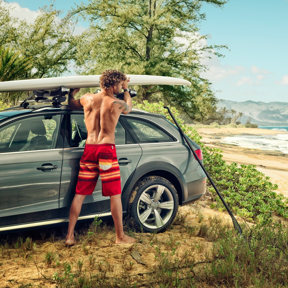 Thule Sup Taxi >> Thule® - Jeep Wrangler 2007 SUP Taxi Paddleboard Carrier