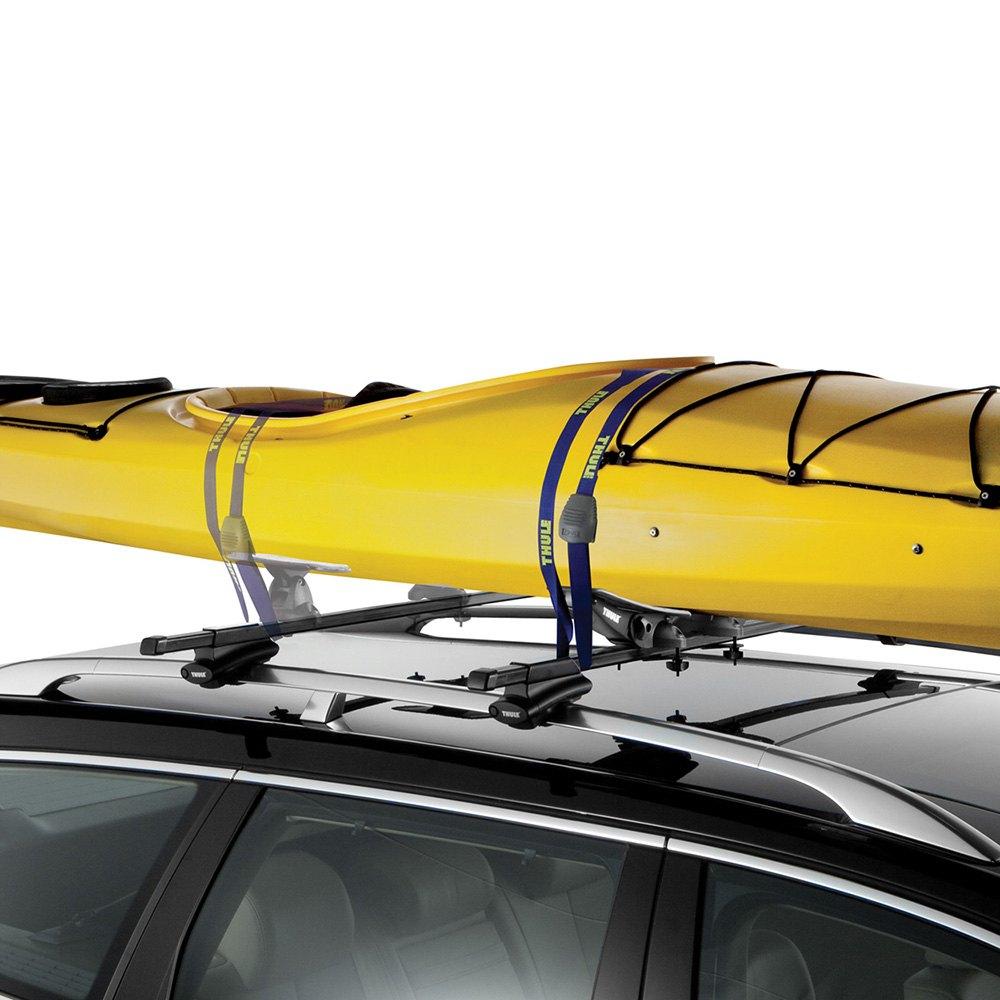 Thule 174 Honda Pilot 2003 2005 Set To Go Kayak Rack
