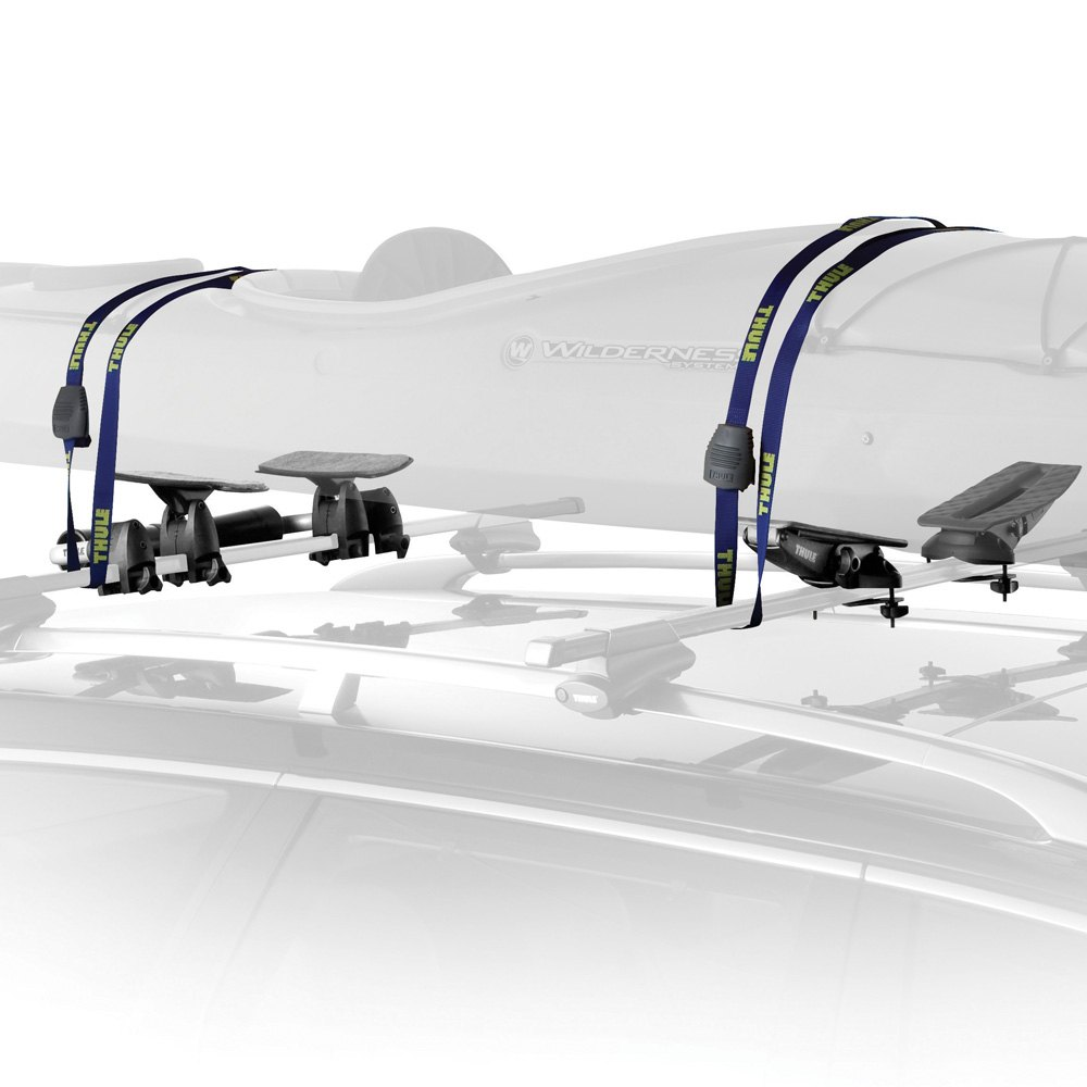 Thule mercedes c class 2013 2014 roll model kayak rack for Mercedes benz c300 roof rack