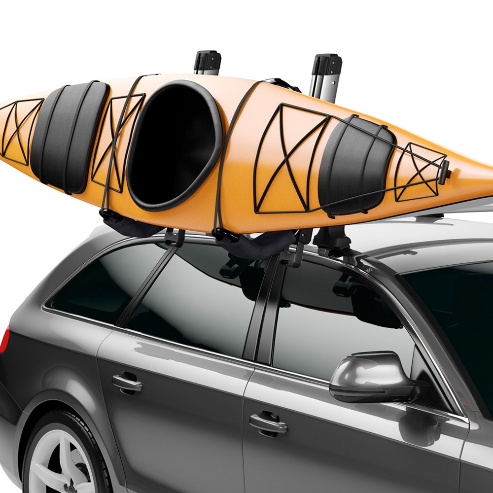 your to informative transport htm thule rack securing faqs kayak from with the straps canoes l an roof kayaks how lockable guide