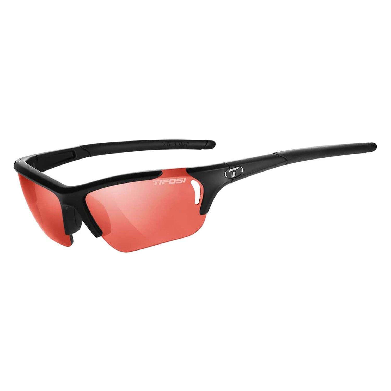 Tifosi Radius Interchangeable Lens Sunglasses Matte Black 486fq