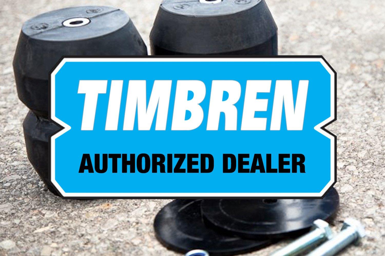 Timbren Tortun4 Rear Ses Helper Spring Kit Ebay