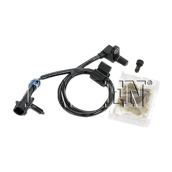 vehicle speed sensor wiring diagram timken® - chevy blazer rwd 2001 abs wheel speed sensor ... #2