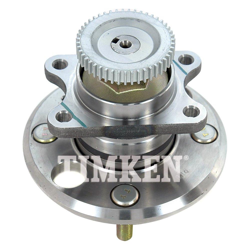 kia optima replace rear wheel bearing  kia