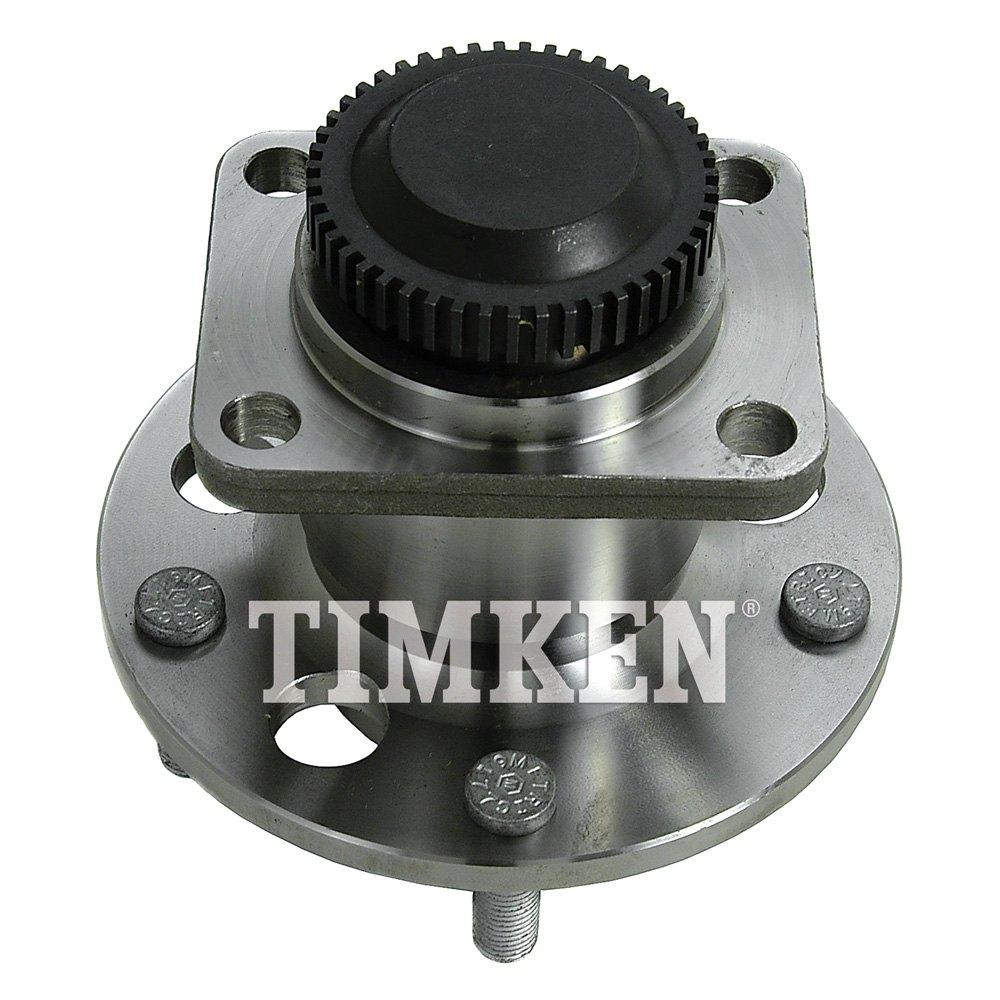 Timken 174 513019 Front Passenger Side Wheel Bearing And