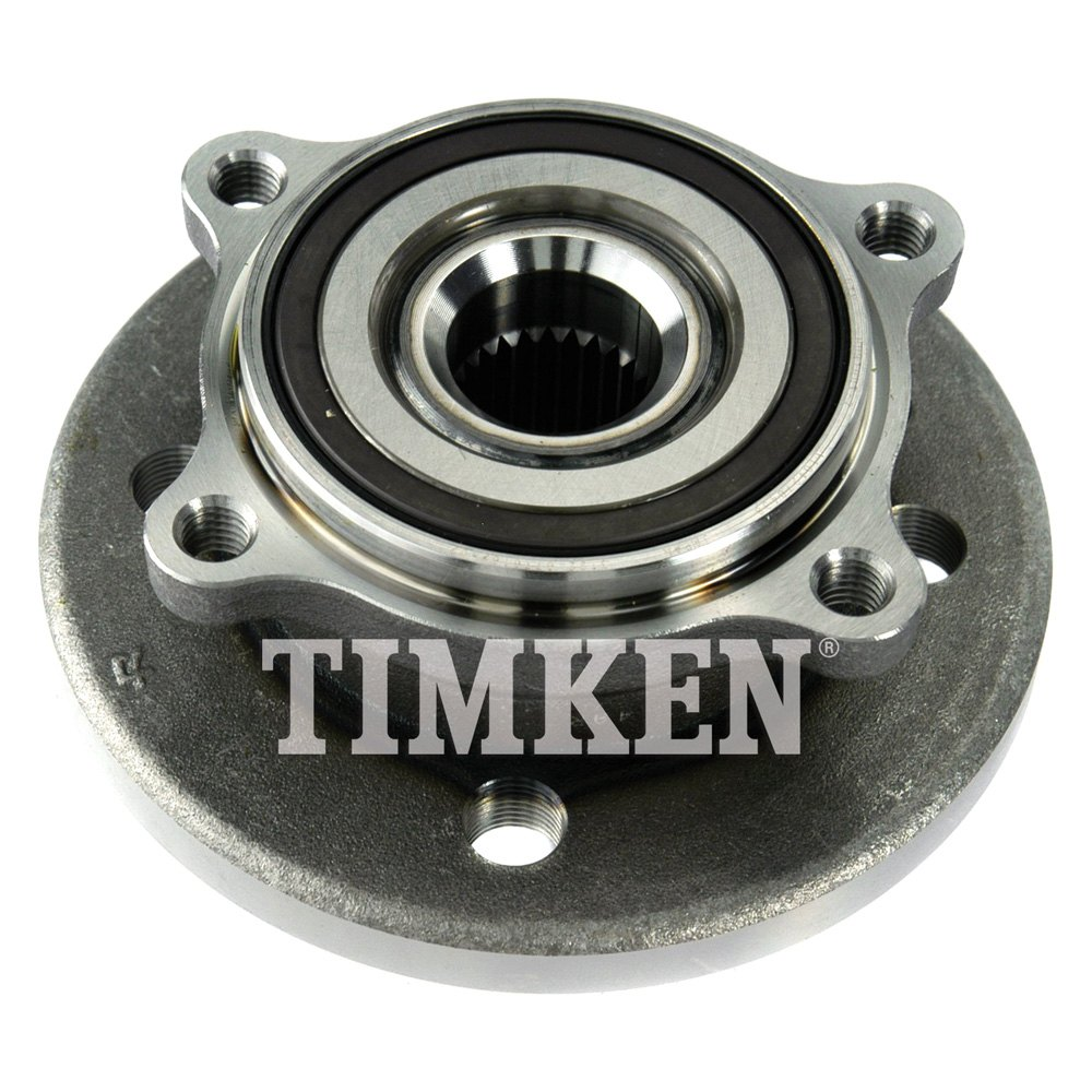 Timken 174 513309 Front Driver Side Wheel Bearing And Hub