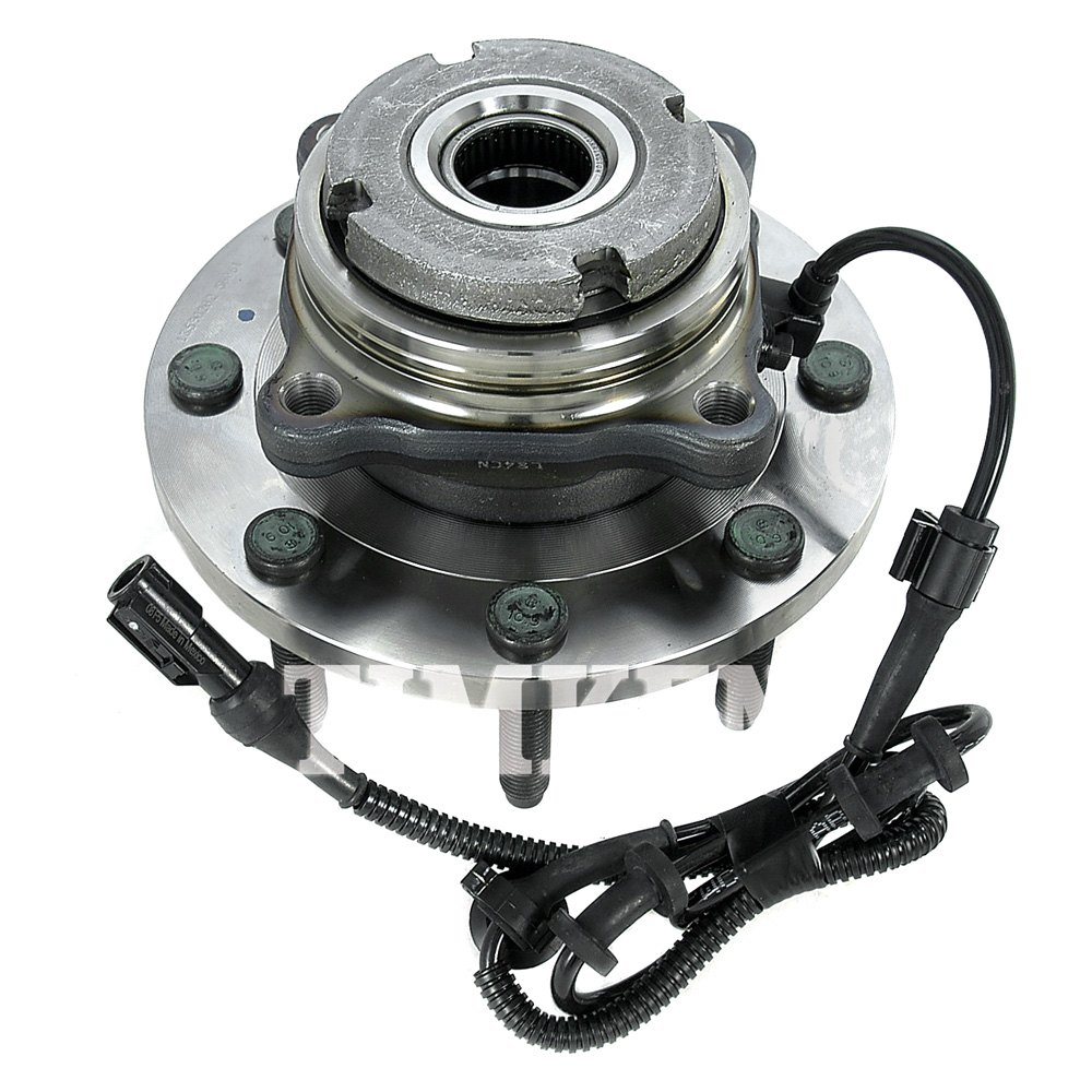 Timken® - Ford F-250 1999 Front Wheel Bearing and Hub Assembly