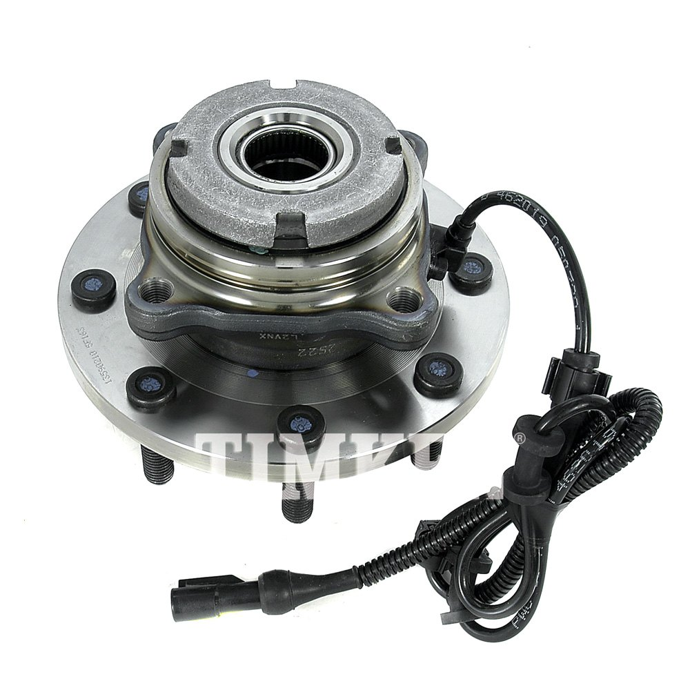 Center Axle Hub : Timken ford f front wheel bearing and hub assembly