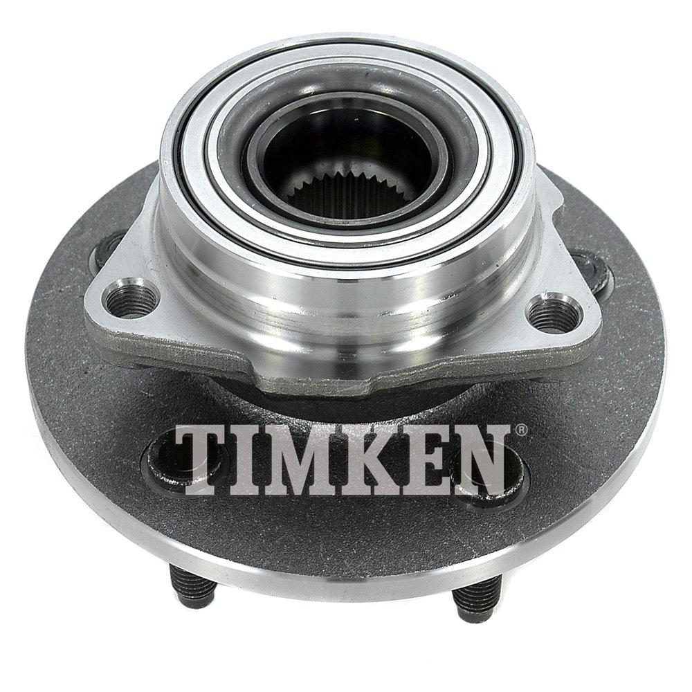 Timken 174 515028 Front Passenger Side Wheel Bearing And