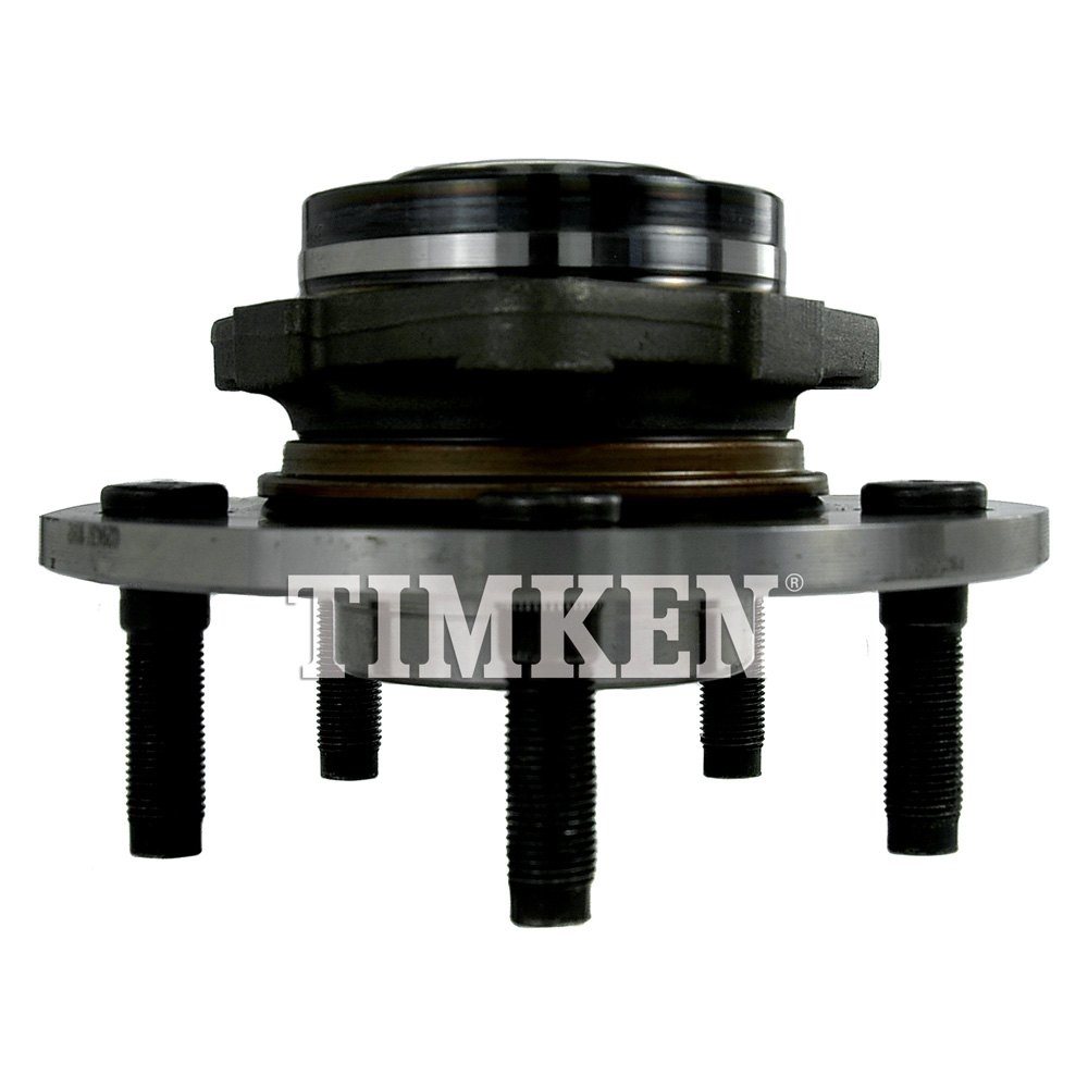 Timken 174 Dodge Ram 2004 Front Wheel Bearing And Hub Assembly