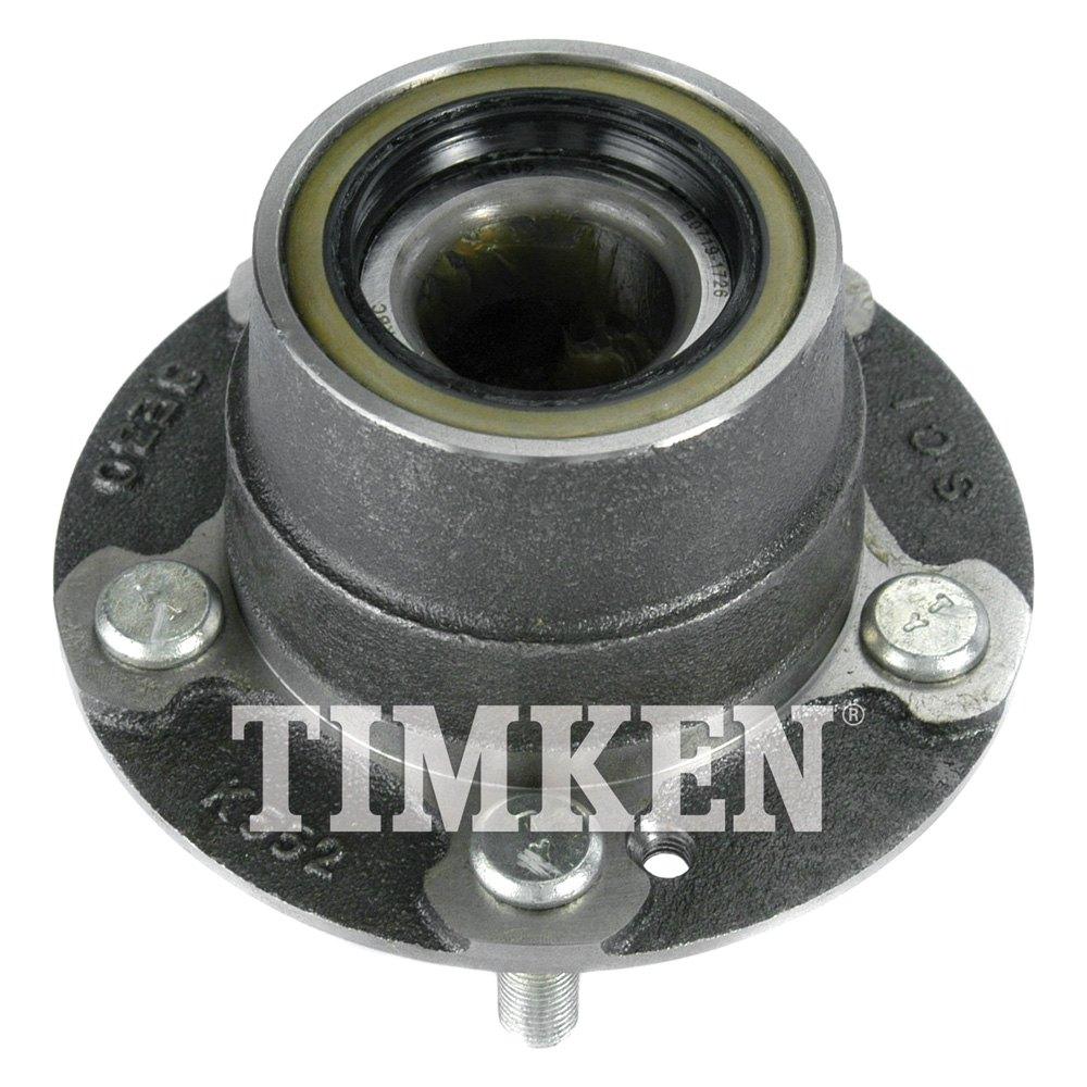 Timken Kia Sedona 2003 Rear Wheel Bearing And Hub Assembly Electrical Troubleshooting Manual Original