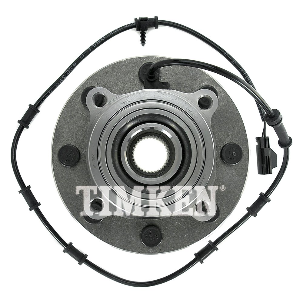 Dodge Ram 2003 Front Wheel Bearing And Hub Assembly