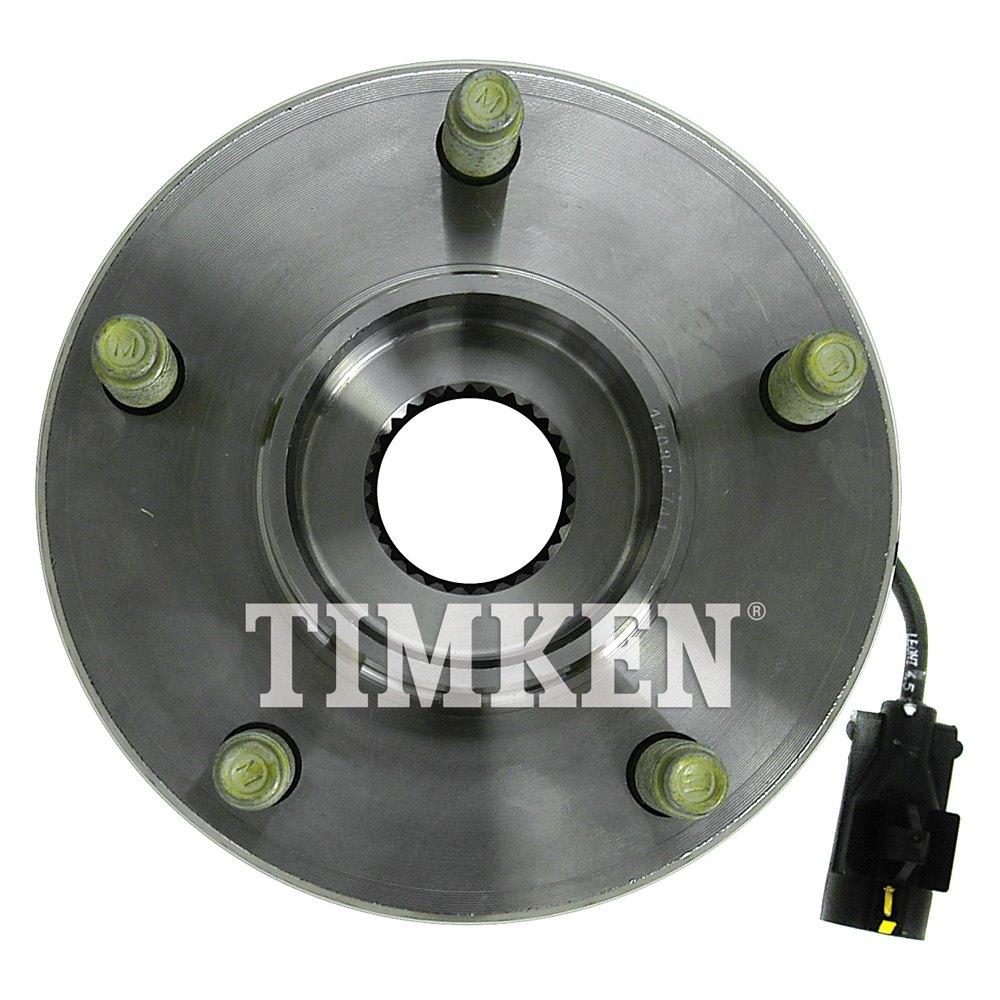Timken 174 Pontiac G6 2008 2010 Wheel Bearing And Hub Assembly