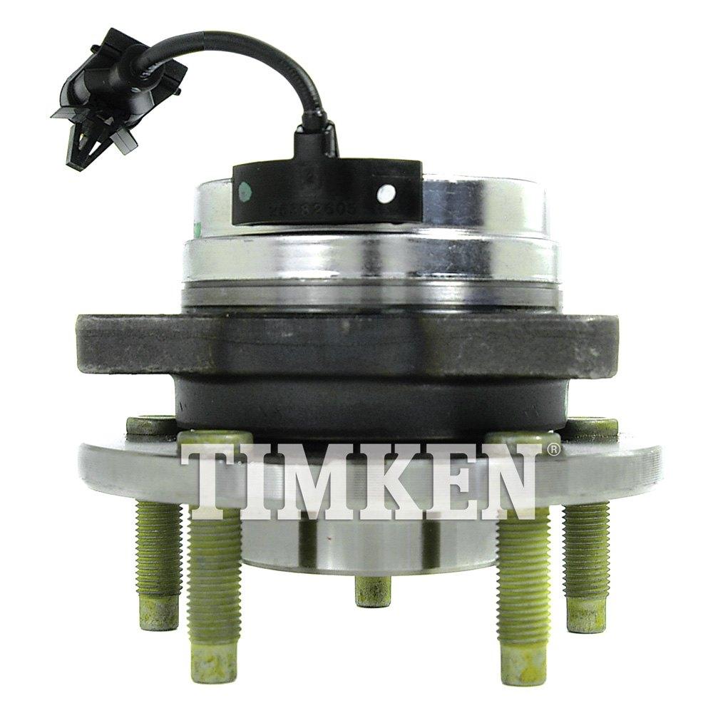 Timken 174 Chevy Hhr 2008 Wheel Bearing And Hub Assembly