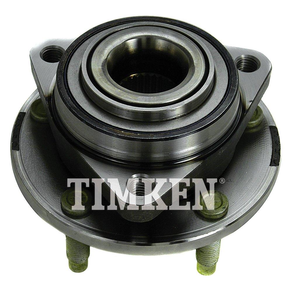 Timken 174 Ha590071 Front Driver Side Wheel Bearing And Hub